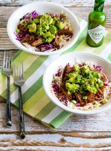 shredded-beef-green-chile-cabbage-avo-bowl-500top-kalynskitchen
