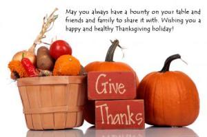 Thanksgiving-E-Card