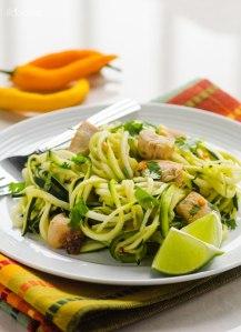 cilantro-lime-chicken-zucchini-noodles-recipe
