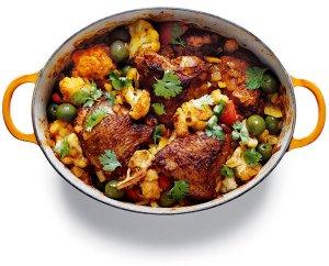 Chicken tangine