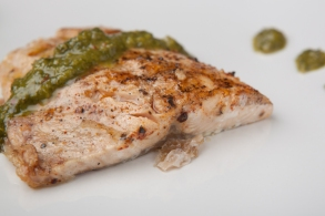 chimichurri fish