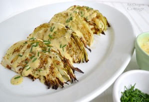 Roasted-Cabbage-Wedges-with-Onion-Dijon-Sauce_620x420