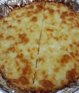 cheesy cauli sticks