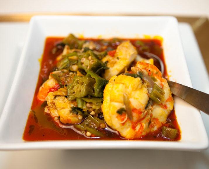 shrimp crab creole